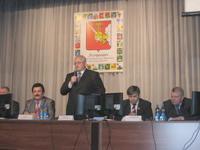 Общее собрание Совета муниципальных образований Вологодской области